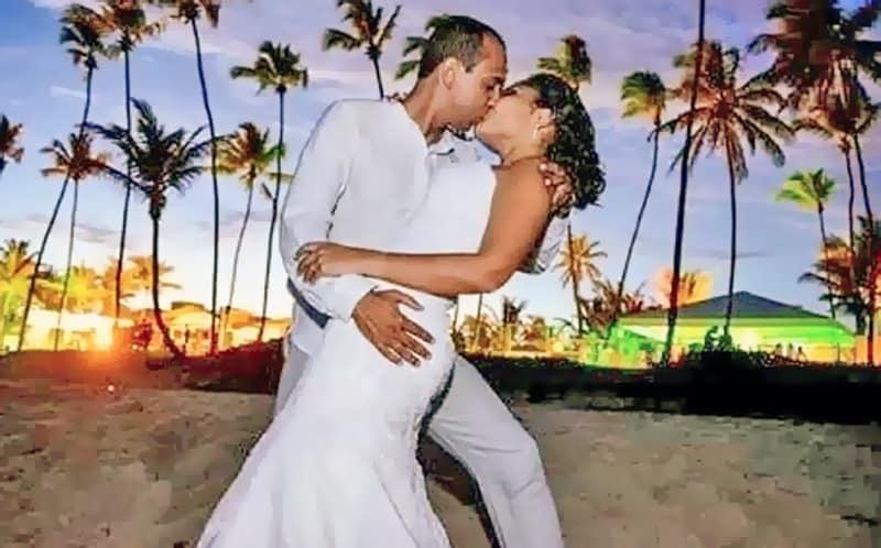 verliebtes Ehepaar